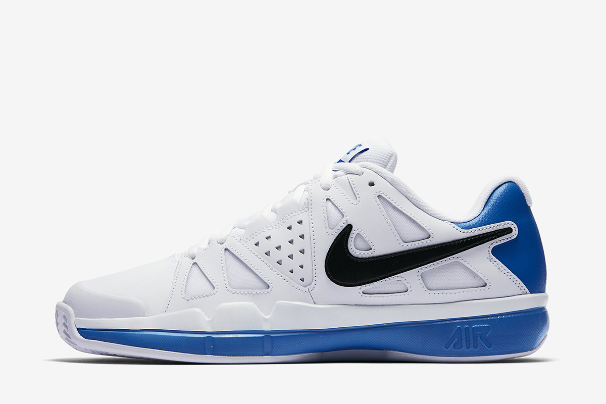 "NikeCourt Air Vapor Advantage Clay ""White/Light Photo Blue"""