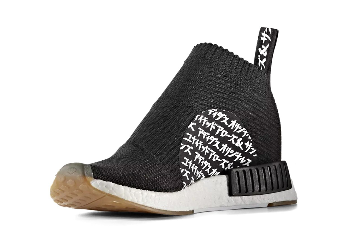 UNITED ARROWS  SONS x MIKITYPE x adidas Originals NMD City Sock