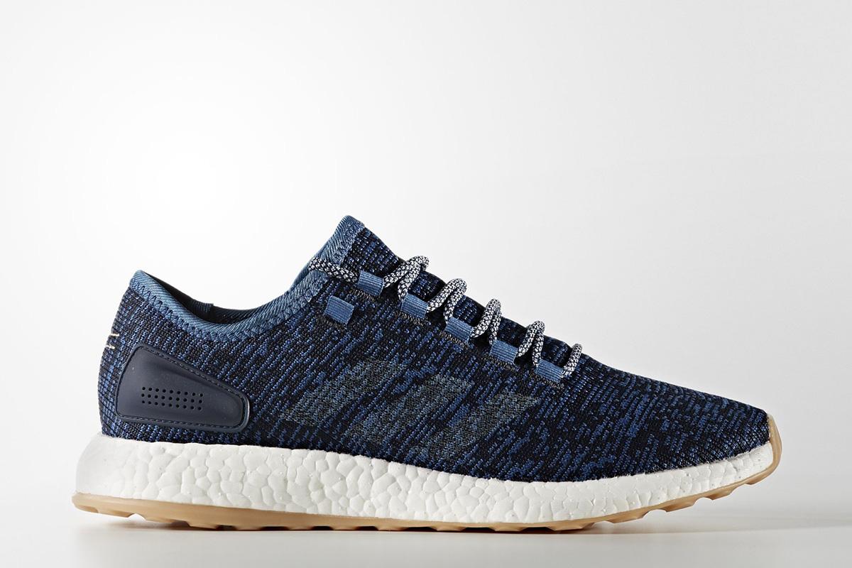3fcd06d5167dc adidas pure boost core blue linen midnight navy