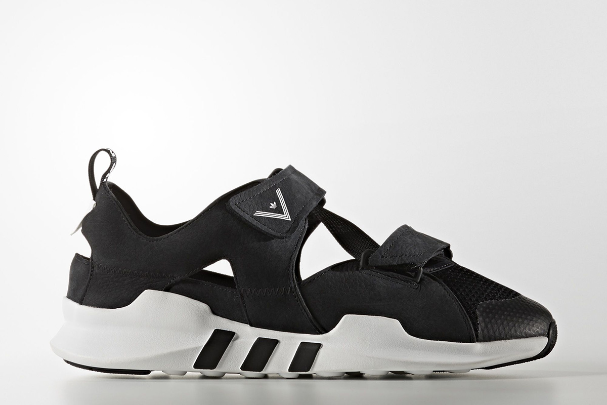 pick up 962b8 d3b44 coupon white mountaineering adidas adv sandals core black footwear white  801d3 8ab89