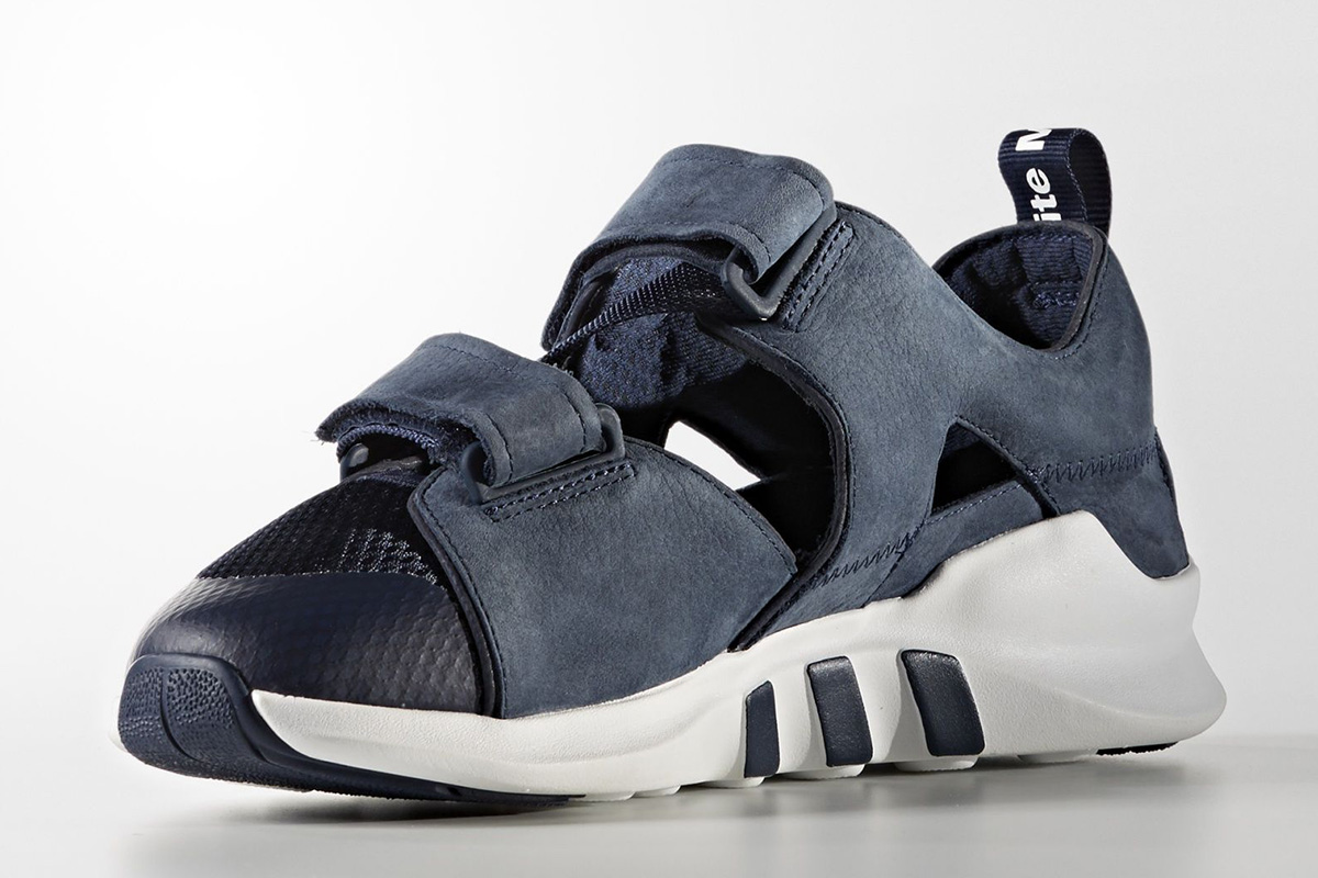 White Mountaineering Adidas ADV Sandal - Navy looking for for sale iftVS4V