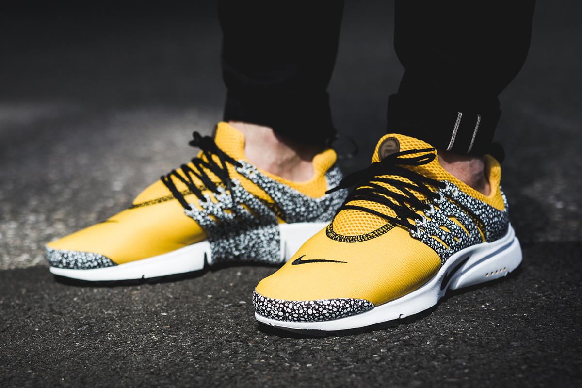air presto qs safari pack yellow