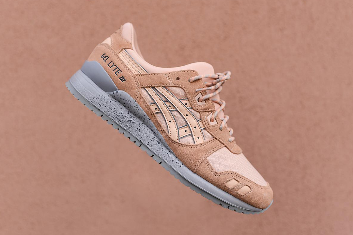 """On Foot: Disney x ASICS Tiger Gel Lyte III """"Beauty and the"""