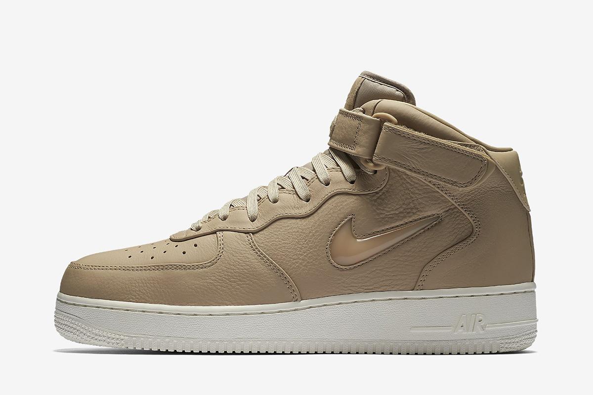 buy popular 489c1 67811 NikeLab Air Force 1 Mid Jewel