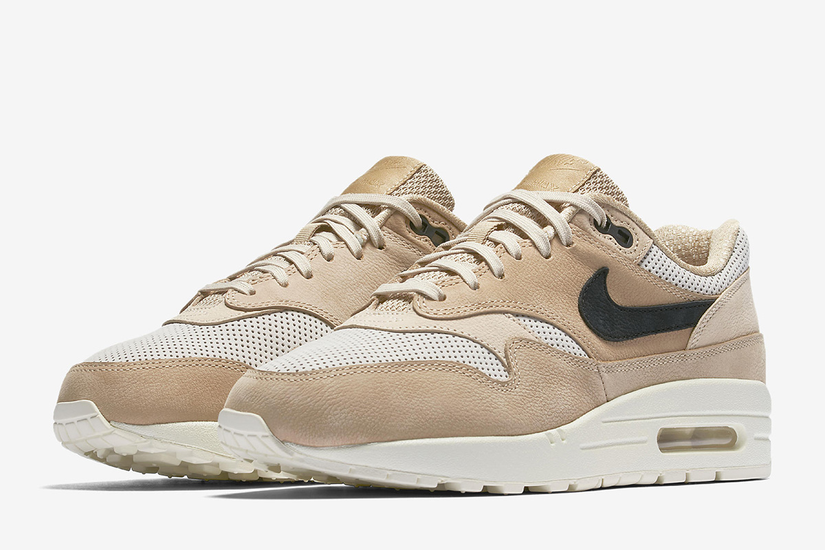 Nike WMNS Air Max 1 Pinnacle: Two Colorways for April