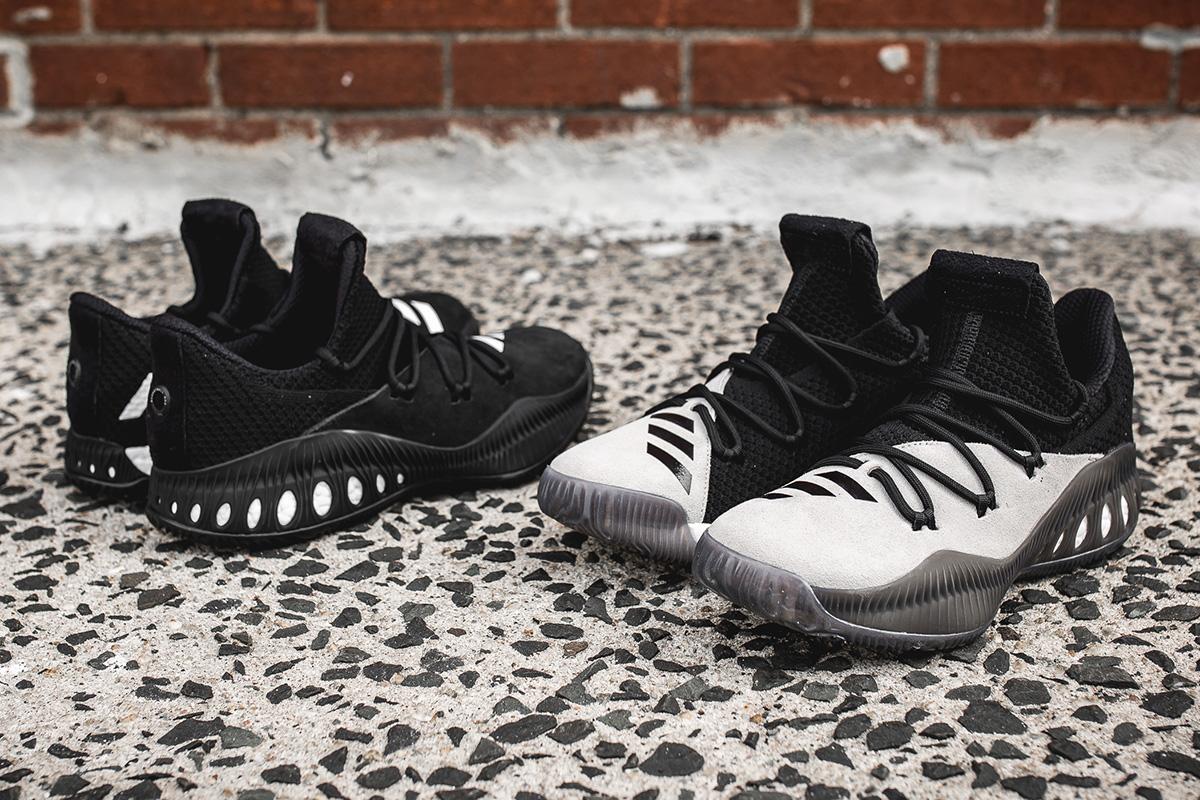 1ee8534ff537 adidas crazy explosive low News - OG EUKicks Sneaker Magazine