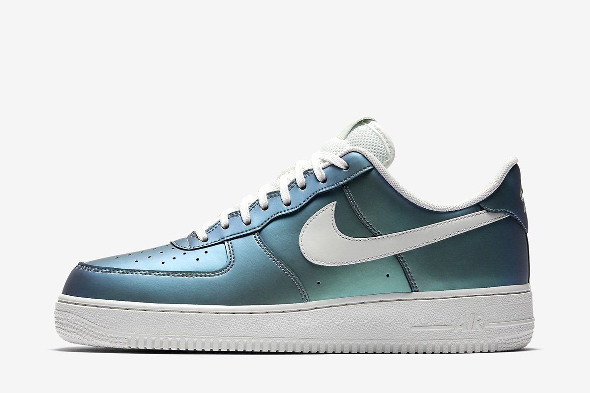 Nike Air Force 1 07 LV8 'Fresh Mint'. Nike SNKRS