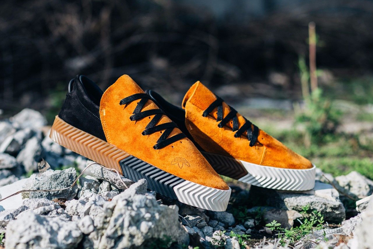 """huge discount b66cb 974d9 Alexander Wang x adidas Skate """"BlackTan†- OG EUKicks Sneaker Magazine"""