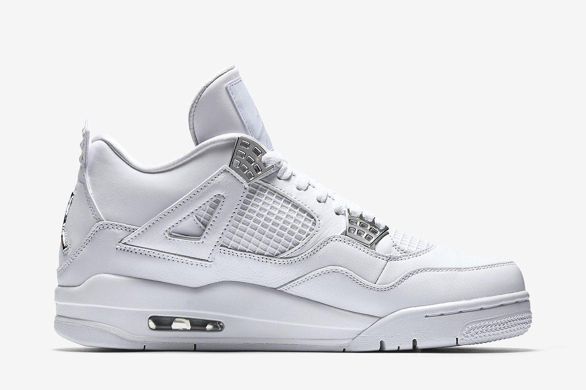 uk availability 39abf f45bc ... Nike Air Jordan IV Pure Money  Air Jordan 4 Retro ...