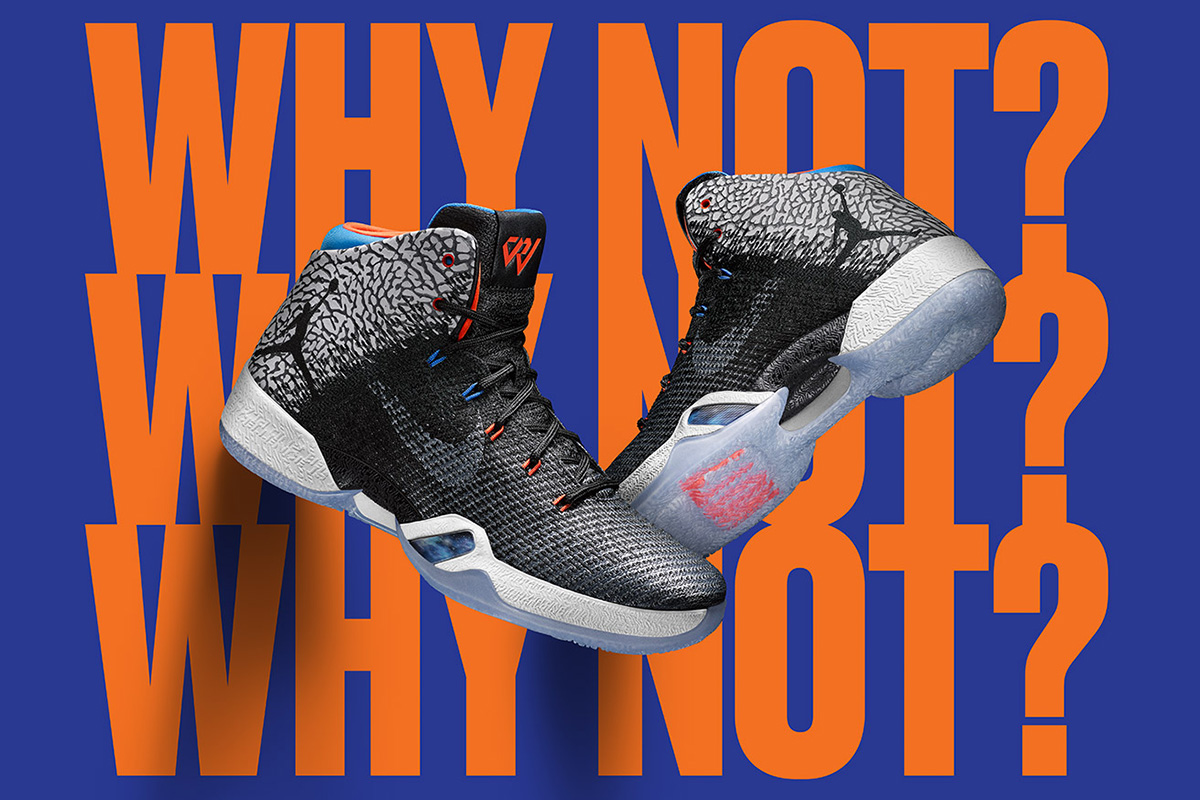 watch 8452d 3da4e Air Jordan 31 'Why Not ' (Russell Westbrook) - OG EUKicks Sneaker  Magazine