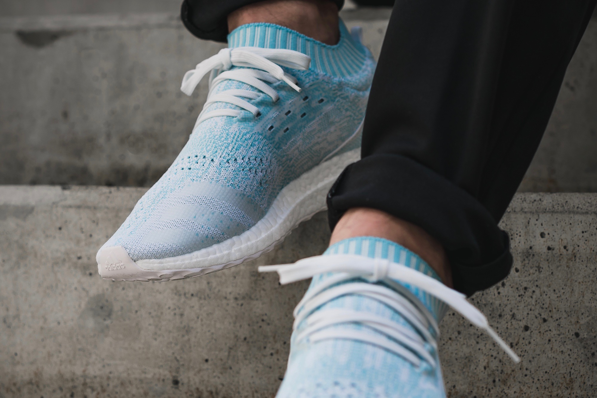 5f287342e62b2 adidas x Parley Ultra Boost - Solebox On Foot Preview - OG EUKicks ...