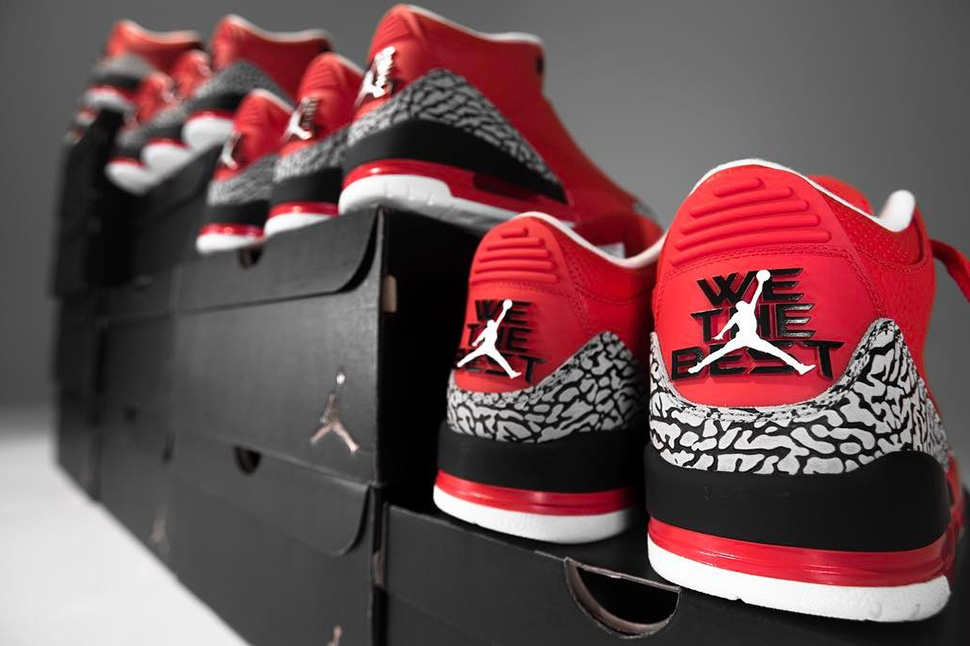new style 174ec 9cc69 DJ Khaled x Air Jordan 3 Retro