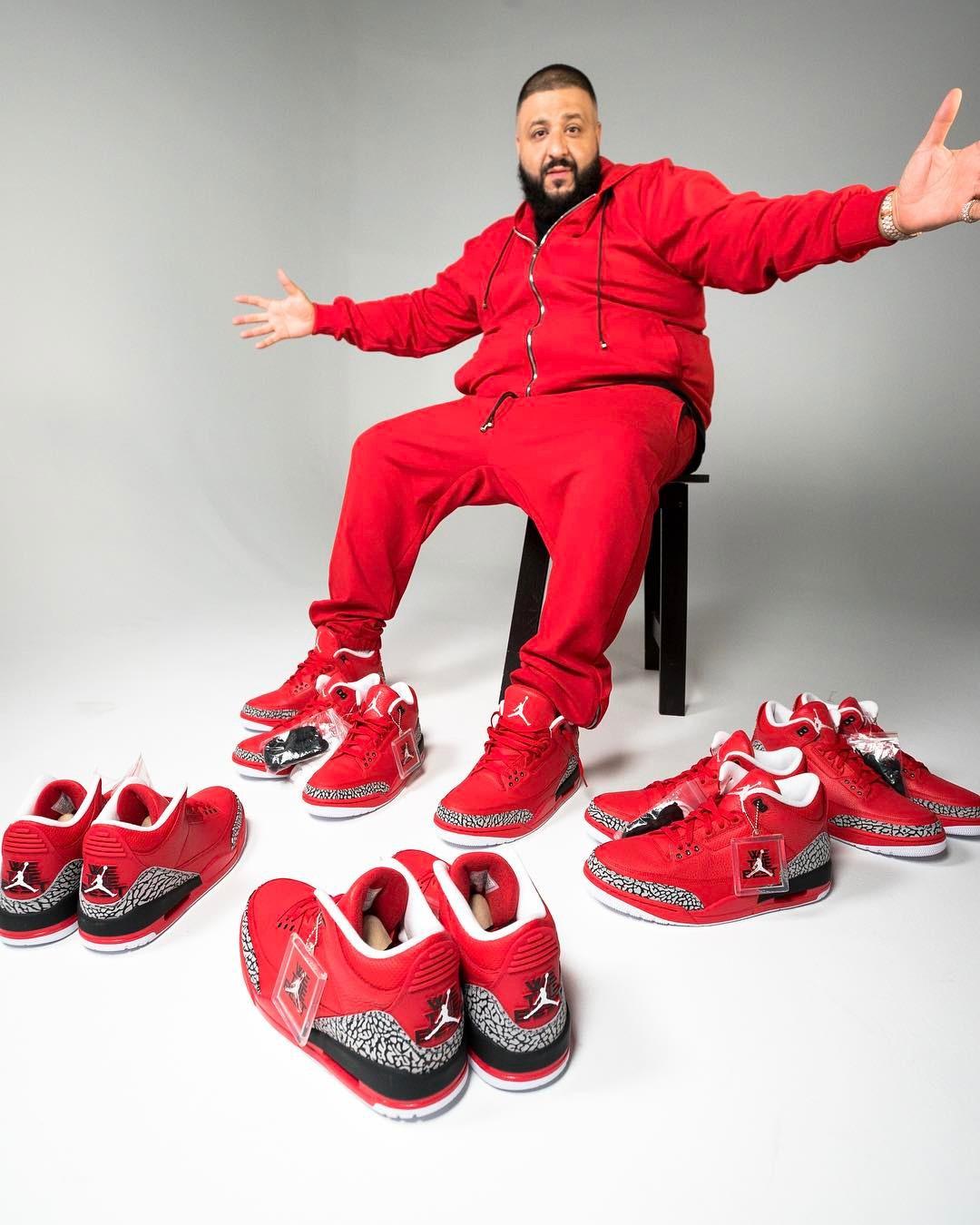 grateful air khaled jordan retro Pas 3 Chaussures cher dj FlKJc1