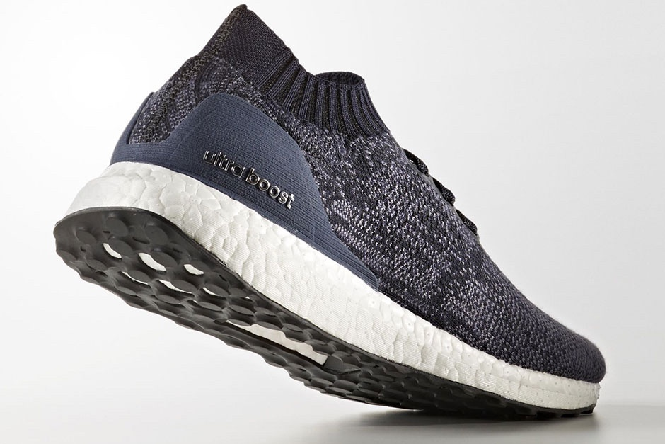 """pretty nice 08809 662d3 Preview  Parley x adidas UltraBoost Uncaged """"Slate Blue"""""""
