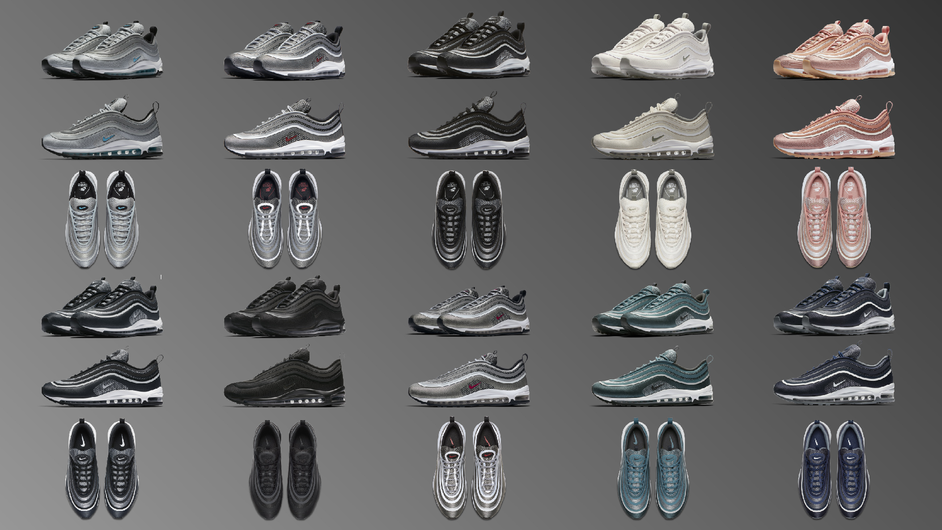 Release Dates Nike Air Max 97 Og Og Premium Ultra Eu Kicks