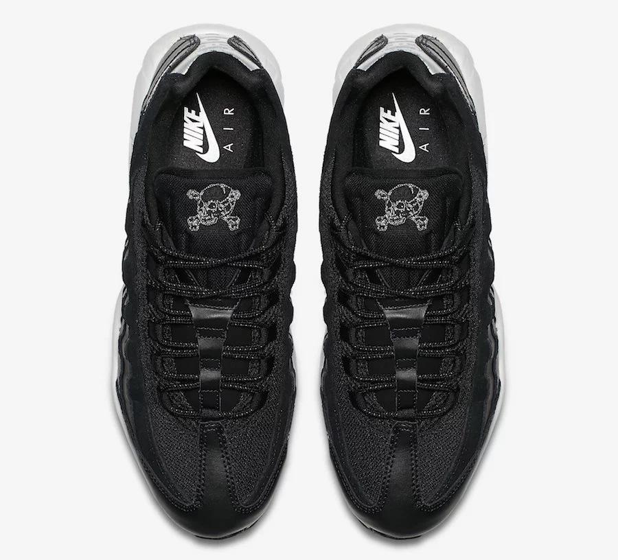 """Preview: Nike Air Max 95 """"Rebel Skulls"""""""