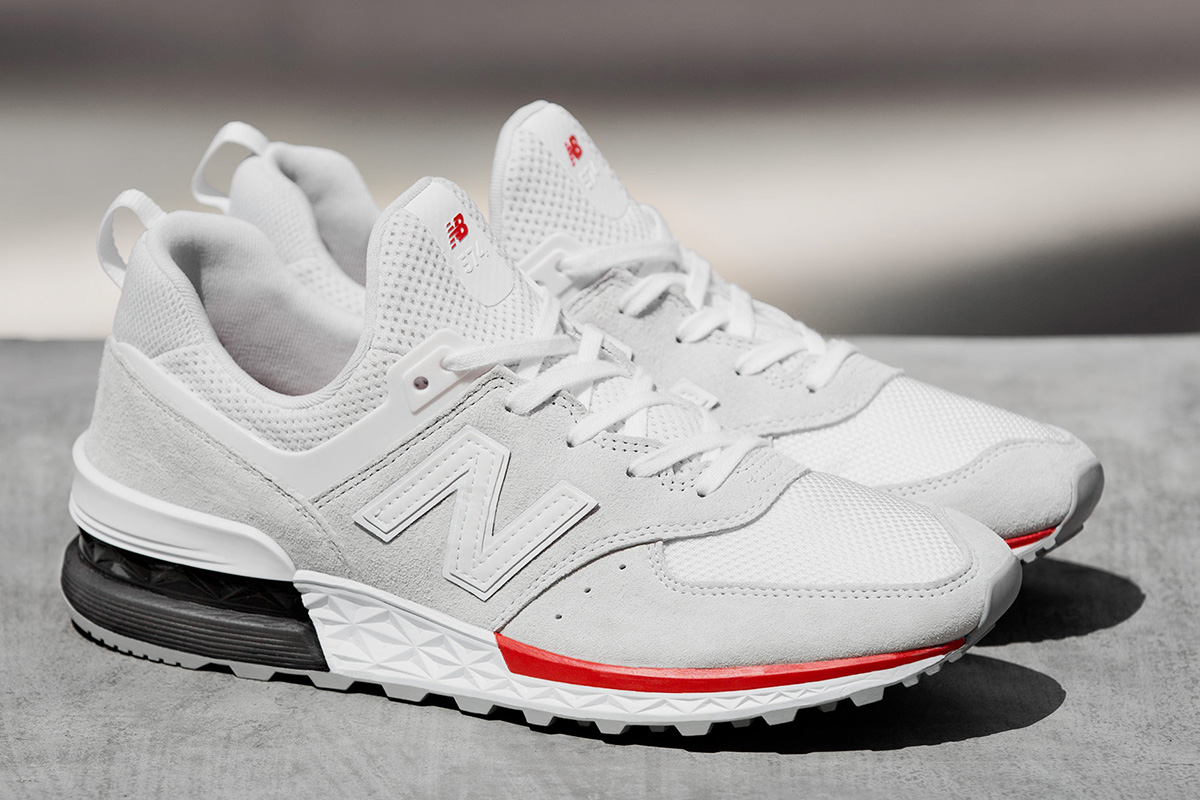 huge selection of 3c804 a3f8f New Balance 574 Sport