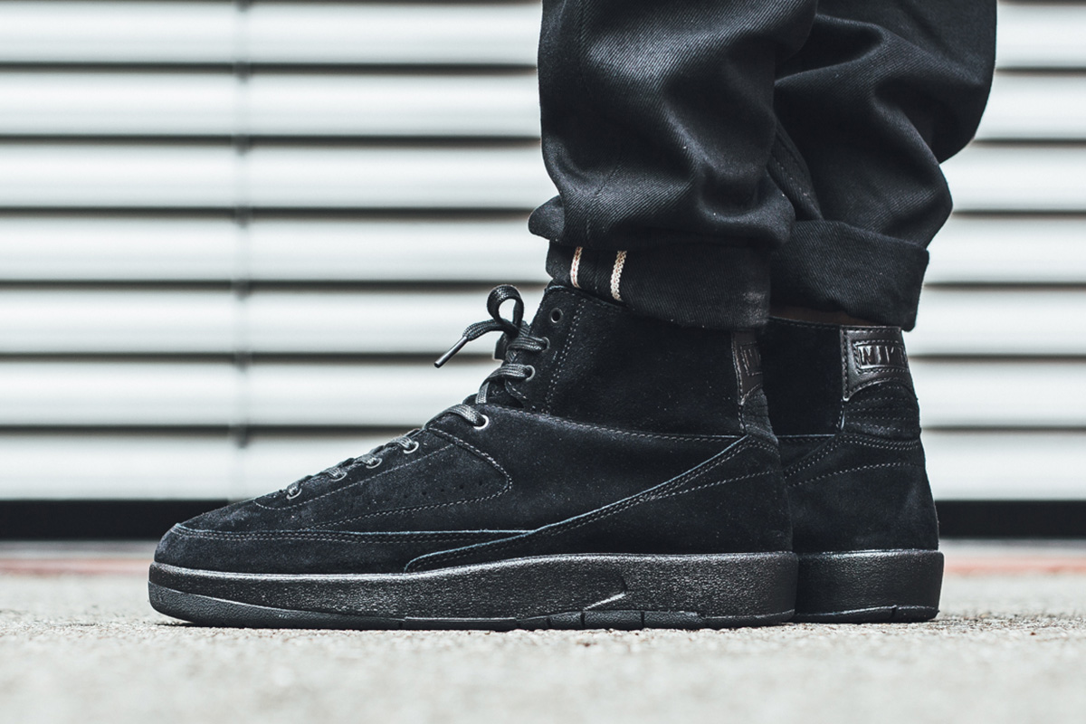 buy online e6a3c a0fb0 promo code for air jordan 2 retro decon triple black release ...
