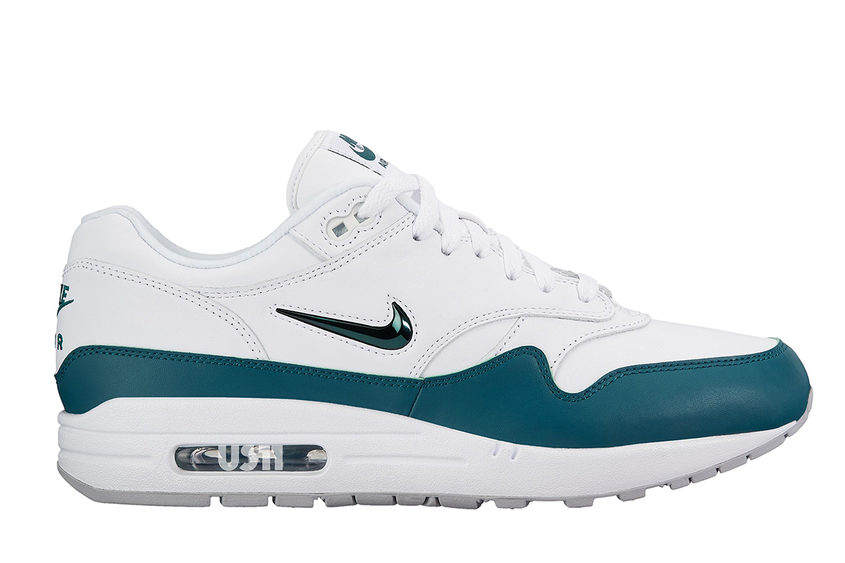 low priced 2a234 a5fcd Nike Air Max 1 Jewel  Four Upcoming Colorways