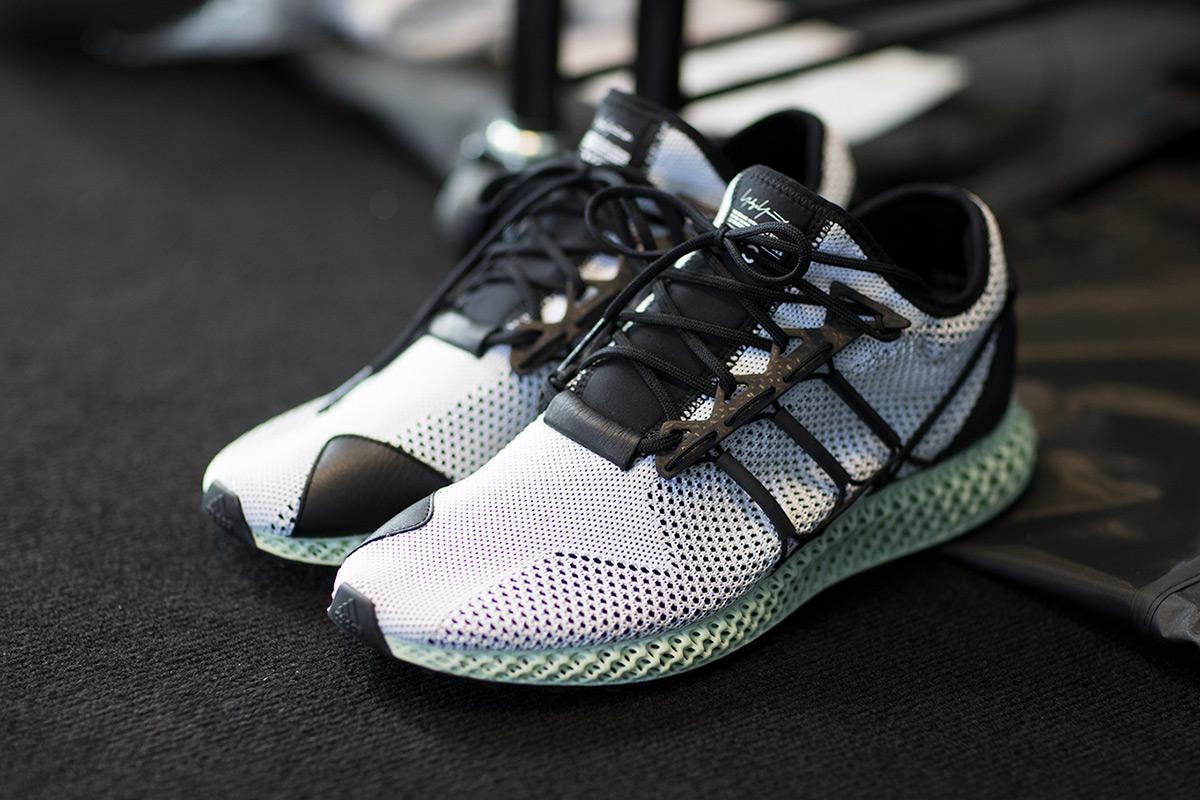 Preview: adidas Y-3 Futurecraft