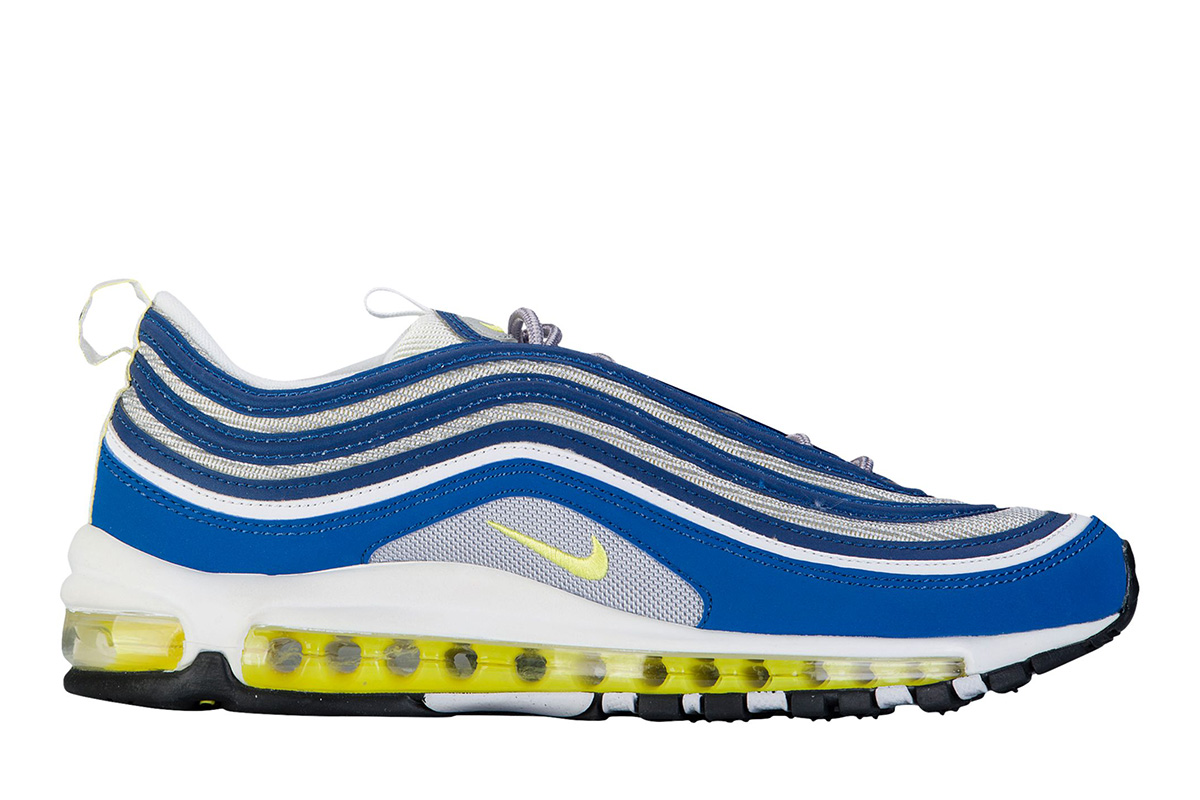 best sneakers 75a7c e56f2 Nike Air Max 97  5 Colorway Fall 2017 Preview