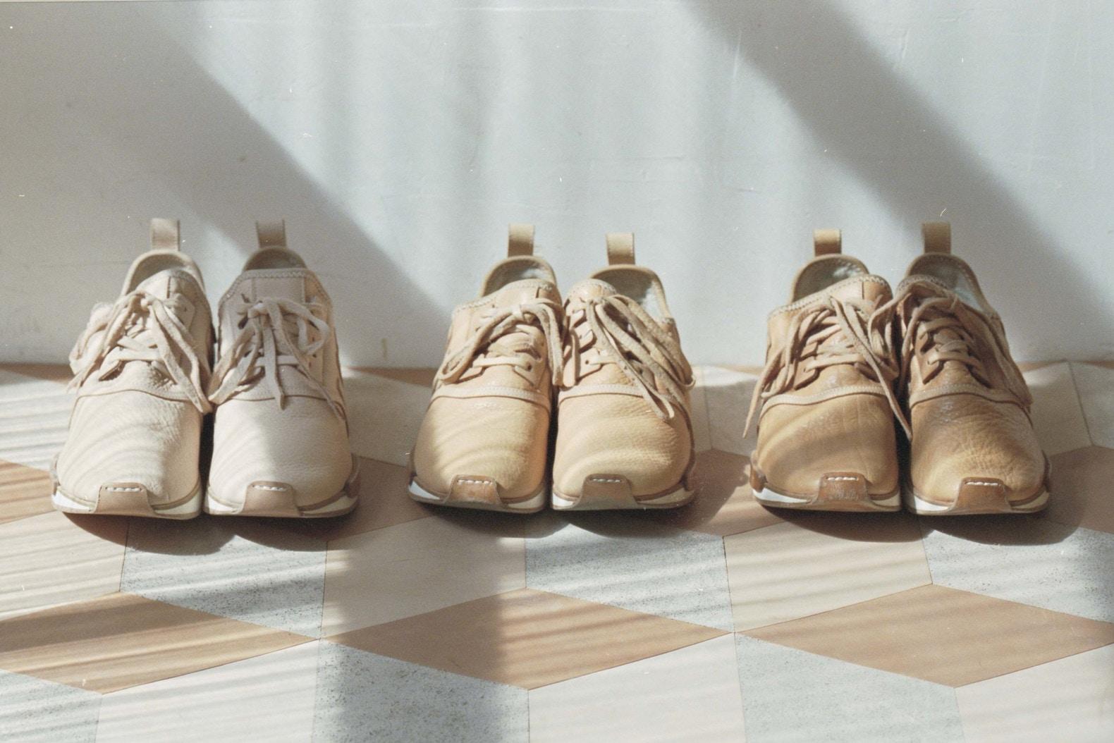 reputable site ce07e 7118e ... Hender Scheme x adidas Originals Superstar, MicroPacer NMD R1 .