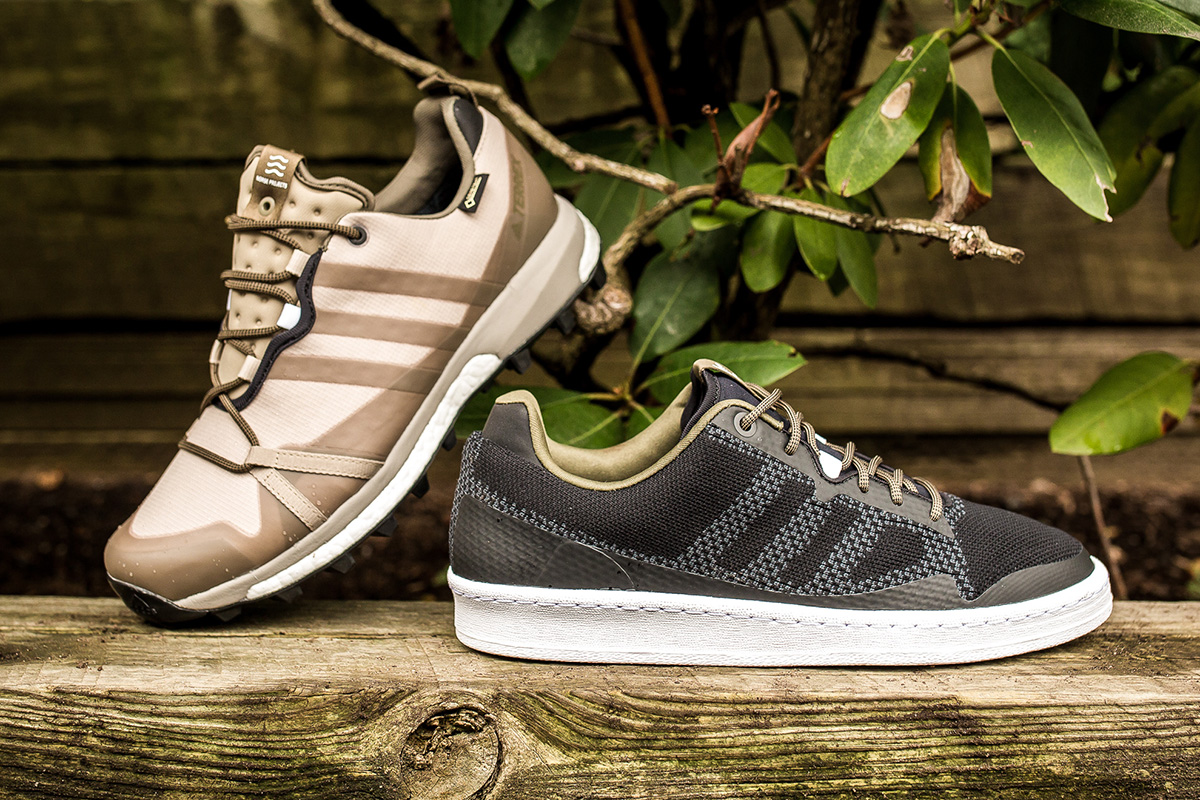"san francisco e5e75 811f3 Norse Projects x adidas Consortium ""Layers"" Pack Terrex Agravic  Campus  80s PK - OG EUKicks Sneaker Magazine"