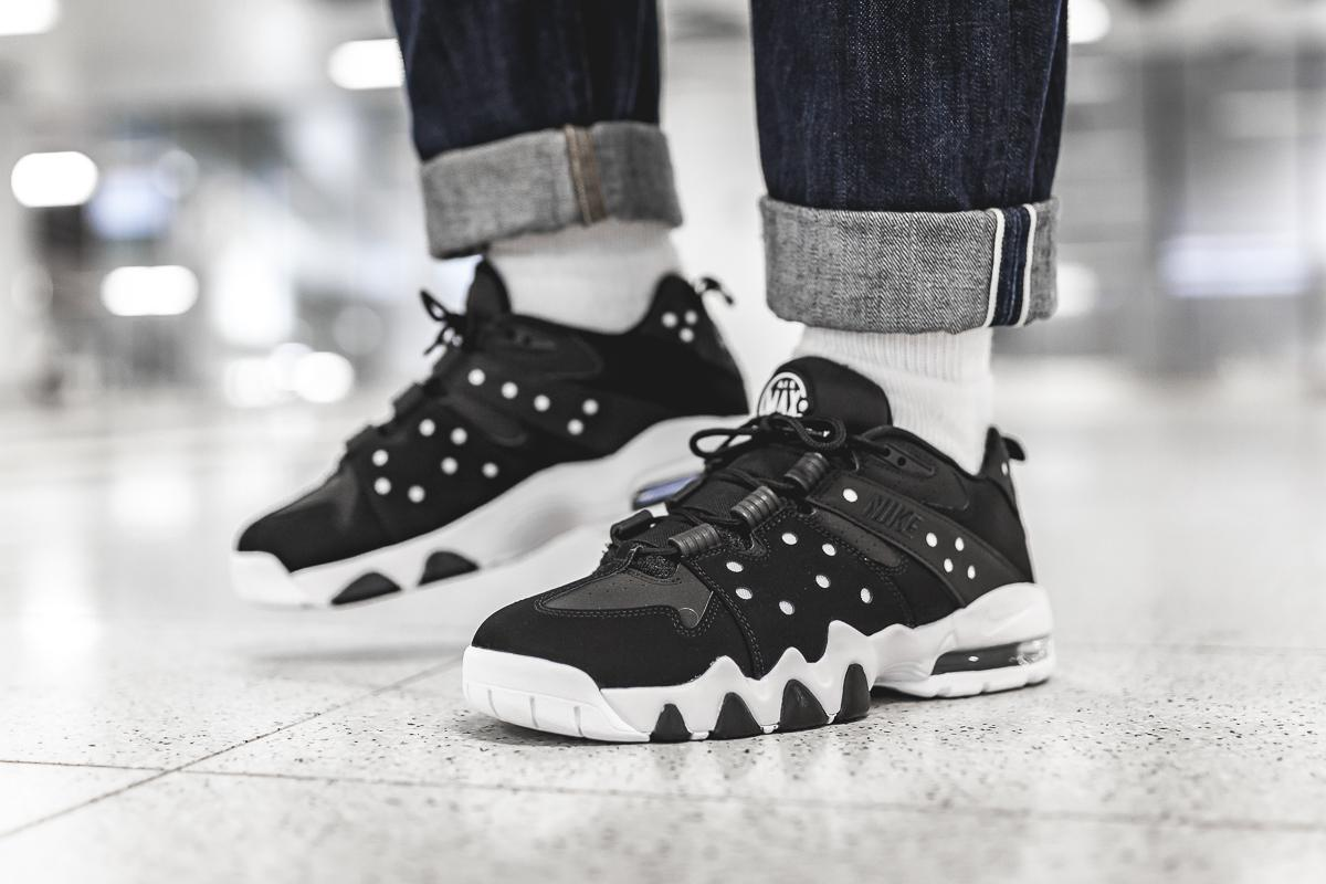 910157fae22b42 ... Nike Air Max CB 94 Low in Black White ...