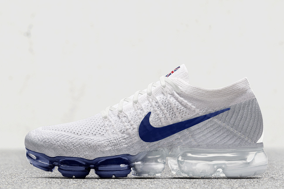 premium selection e1364 984fd Nike iD Adds Country Options to the Air VaporMax