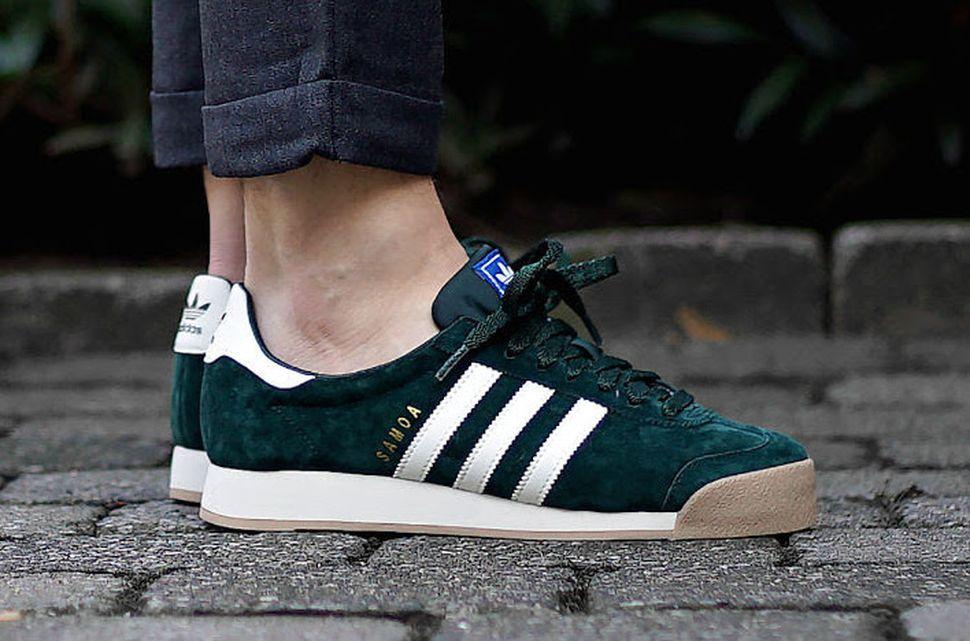 Adidas samoa vintage