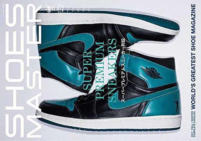 First Look: Ichiro Suzuki x Air Jordan 1 Retro High