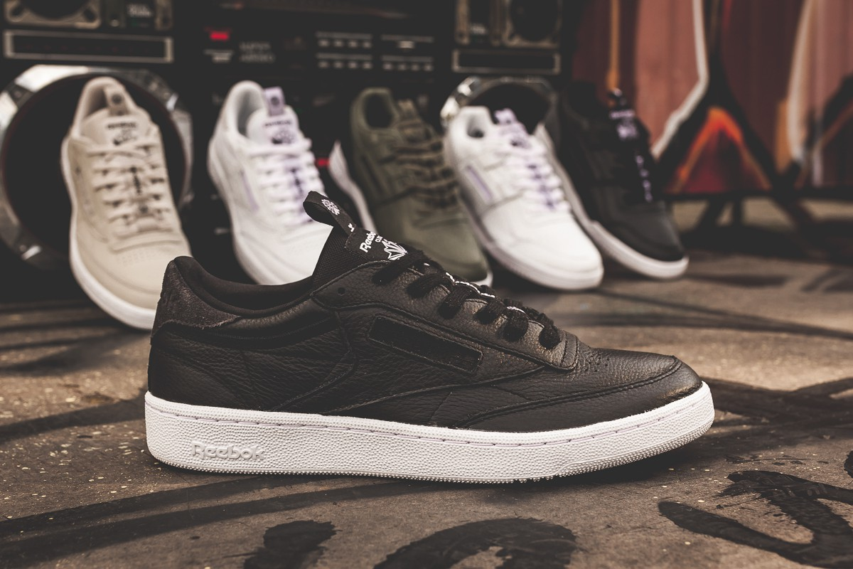 20d962269dcd2d Acquista reebok club c 85 iconic taping pack - OFF72% sconti