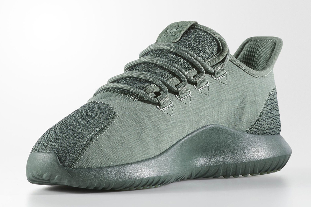 "adidas Tubular Shadow ""Trace Green"""