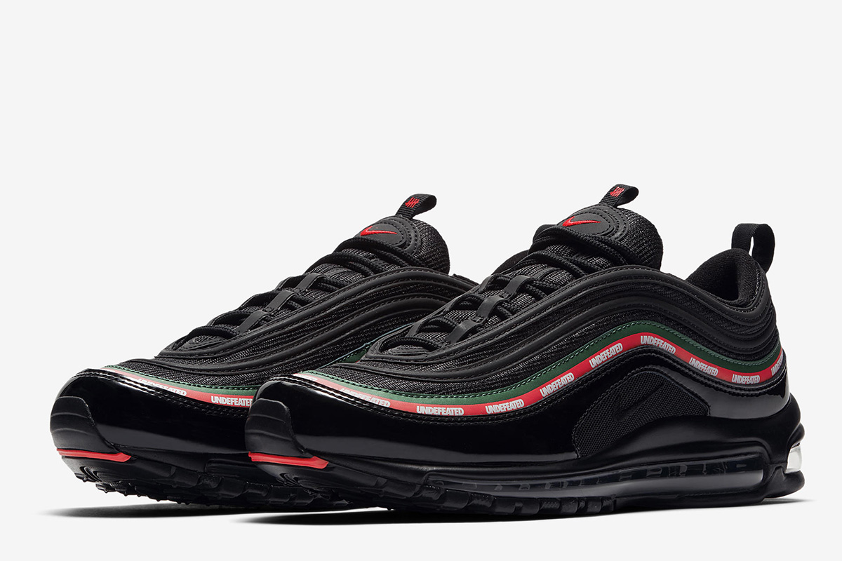 Nike Air Max 97 x Undefeated
