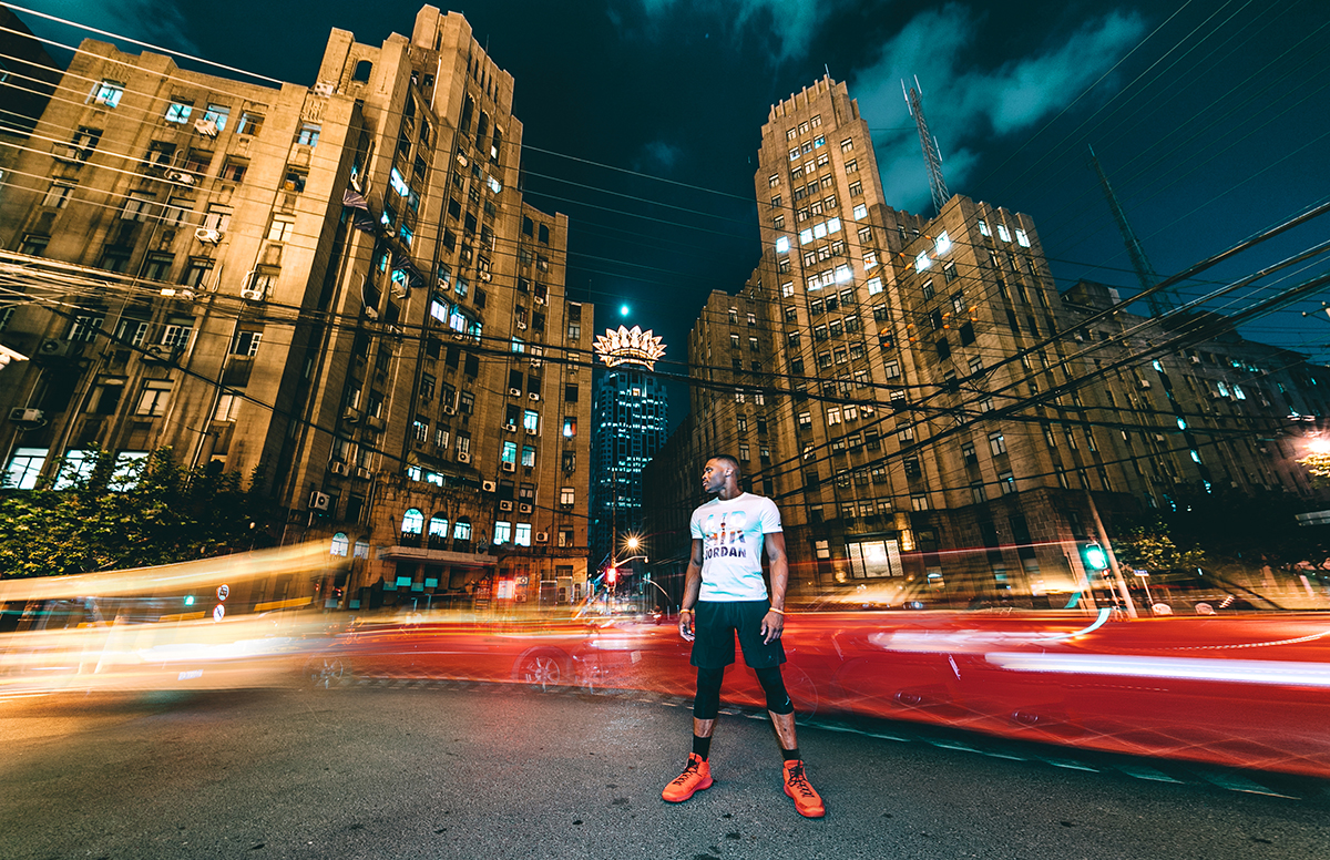 quality design 34c8f cb8af Russell Westbrook Visit to Shanghai   Taipei in 31 Pictures · Air Jordan ...