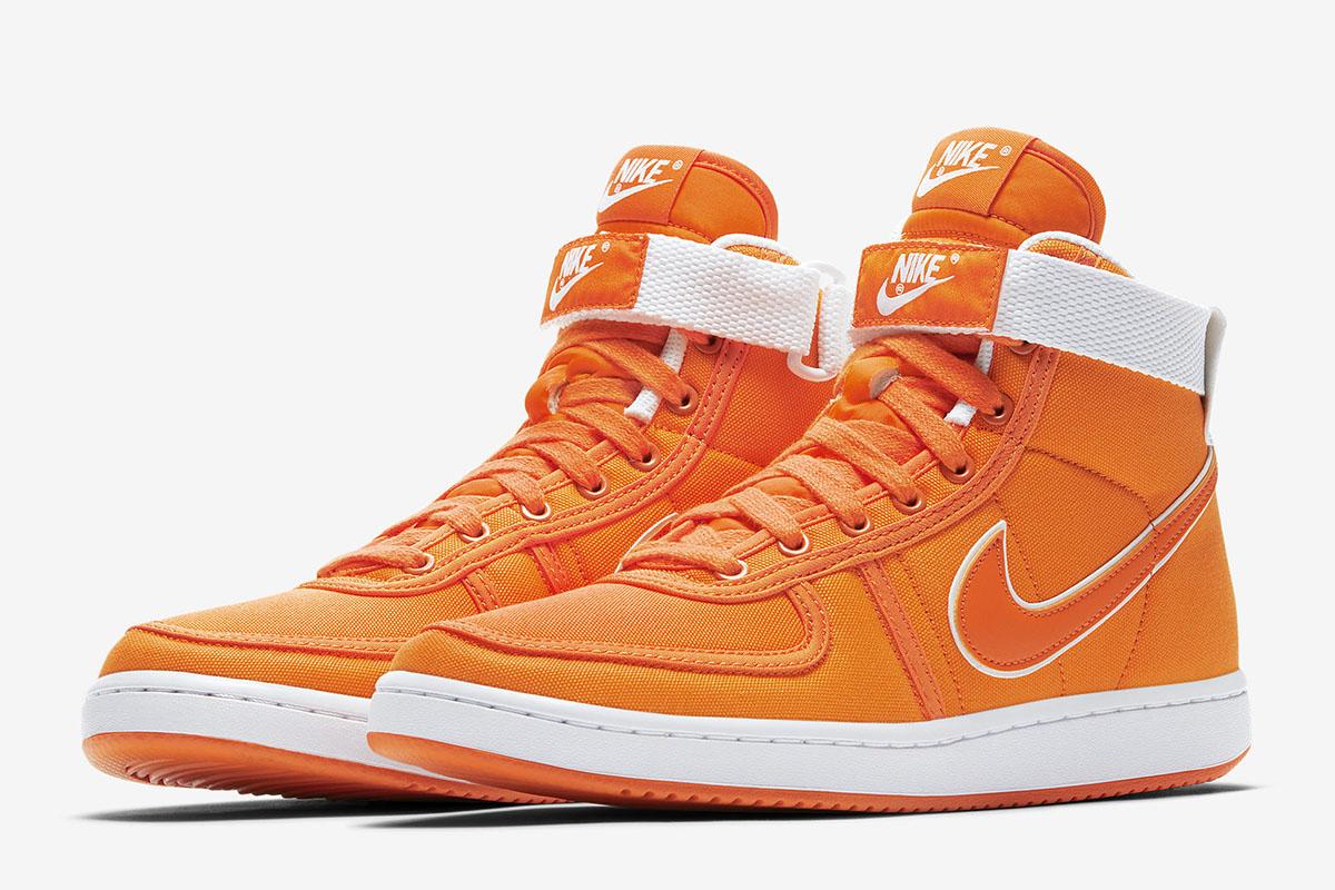 """Nike Vandal High Supreme """"Burnt Ceramic"""""""