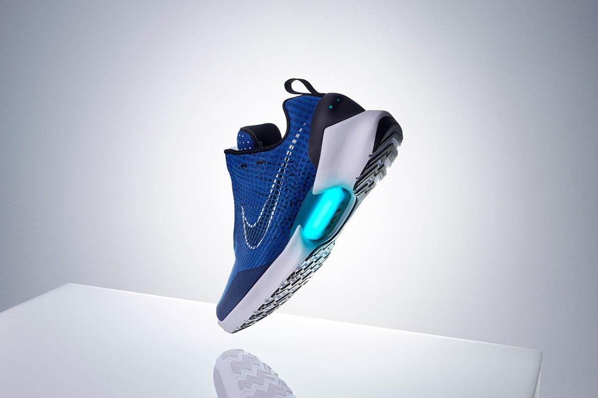 "Nike HyperAdapt 1.0 ""Tinker Blue"""