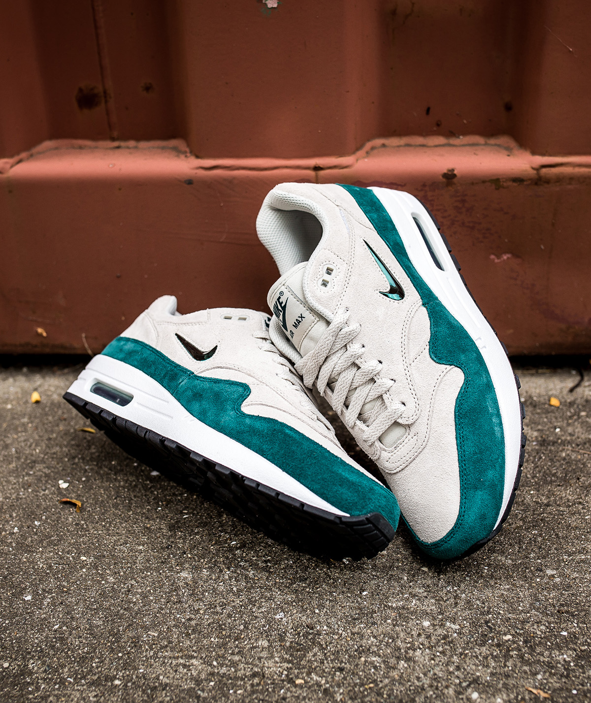 2db4183f1c low cost nike air max 1 premium sc jewel three colorways for october 2017  68a47 635d0