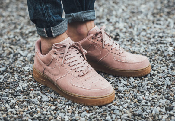 """963435eba8664 Nike Air Force 1  07 LV8 Suede """"Partic."""