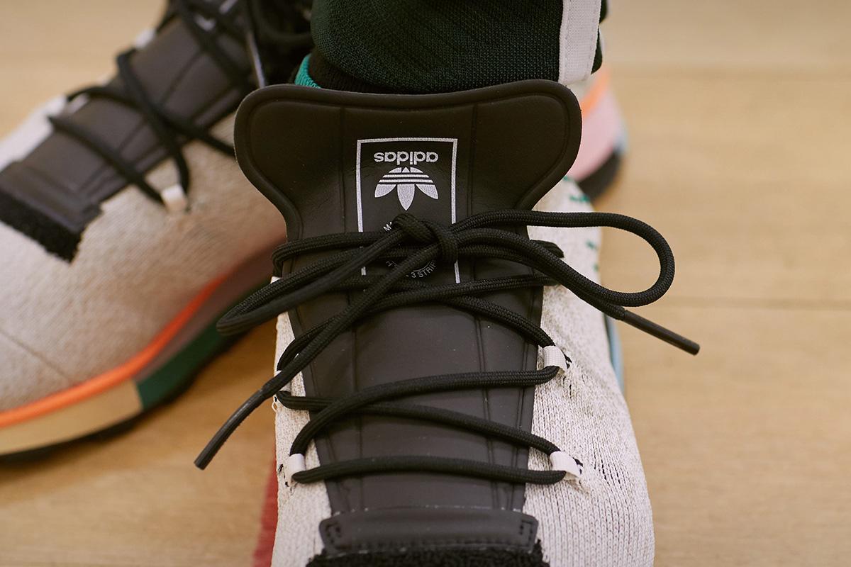 Adidas originali da ah corri metà