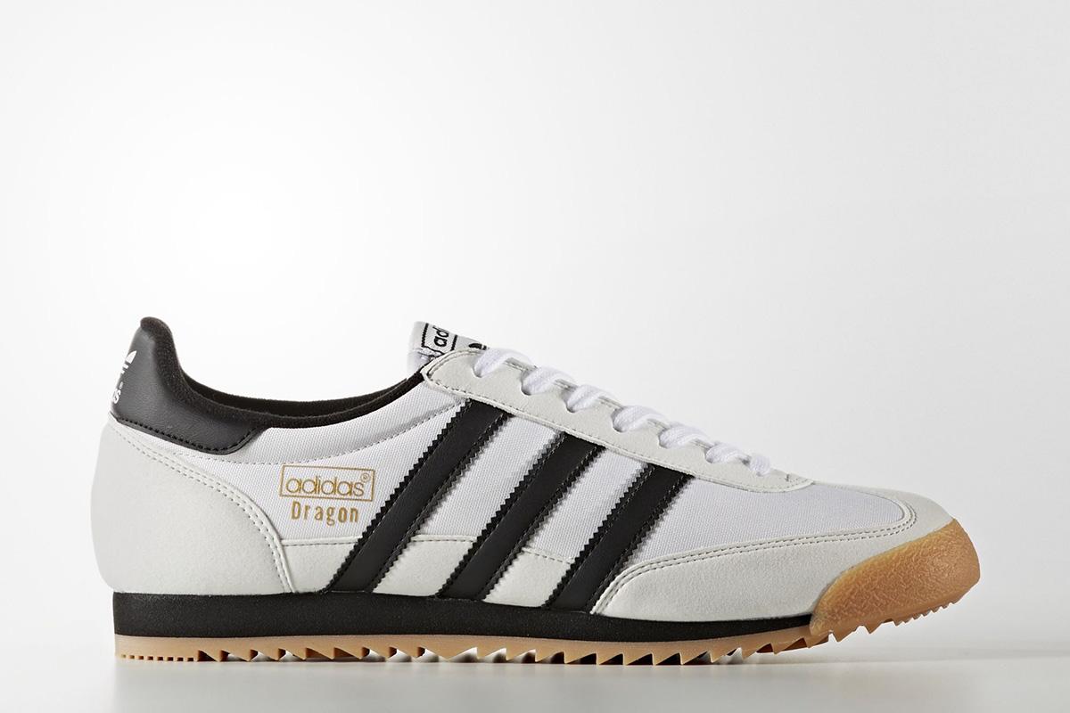 adidas dragon og white