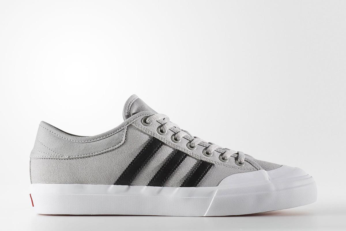 "size 40 4adf4 6ec1e adidas Matchcourt ""Grey Black"""