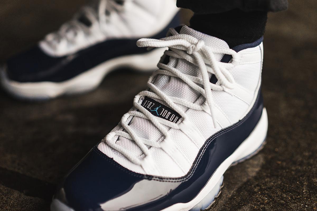 """Air Jordan 11 Retro """"Win Like '82"""""""