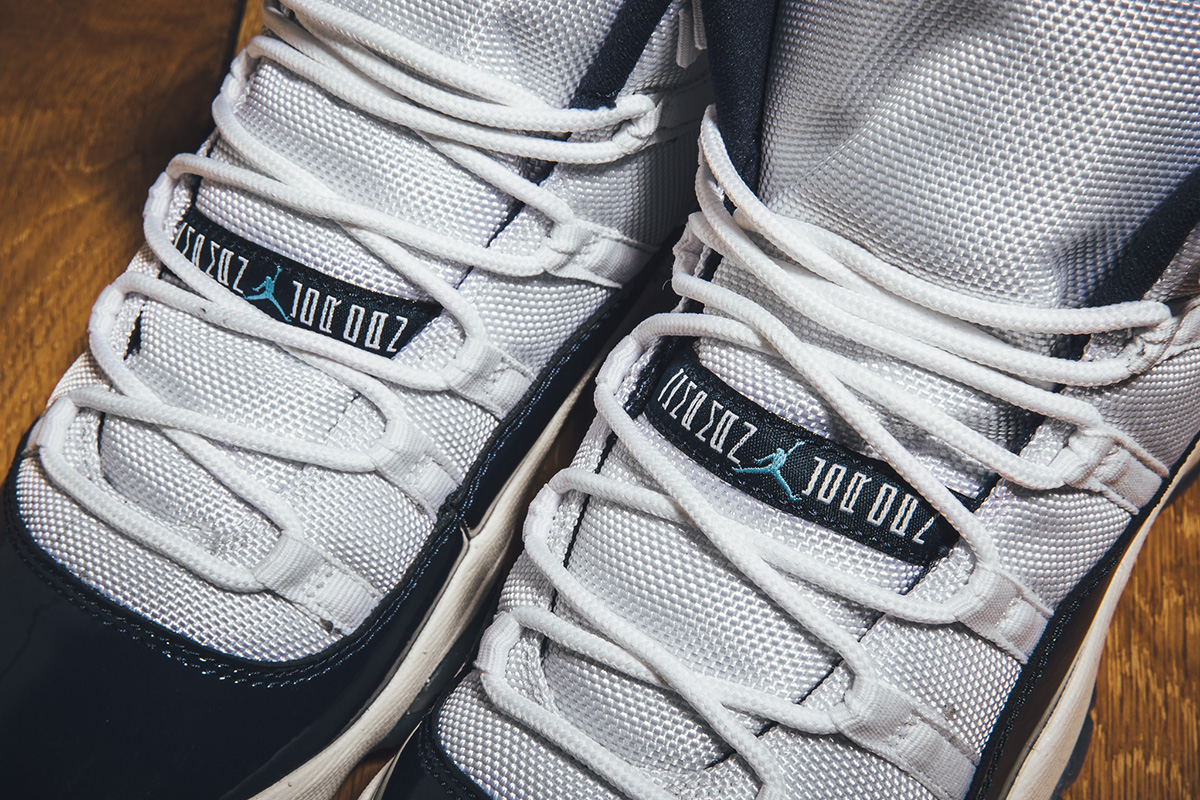 "Air Jordan 11 Retro BG ""Win Like '82"" (University Blue/Midnight Navy)"