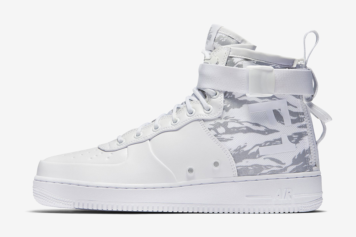super popular 2b36f 1df97 Nike SF Air Force 1 Mid