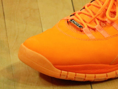 Russell Westbrook PE Air Jordan 10 Retro in Orange