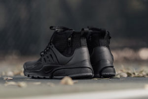 Nike Air Presto Utility Mid 'Black/Dark Grey'