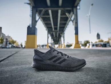 low priced 91200 06d6f adidas PureBOOST DPR Goes Stealth in Triple Black