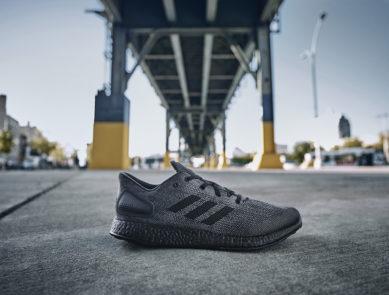 adidas PureBOOST DPR Goes Stealth in Triple Black