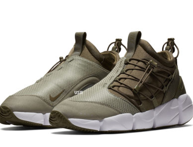 Preview: Nike Air Footscape Utility DM LT in Green